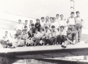 Liceul de Aviatie, promotia 1991